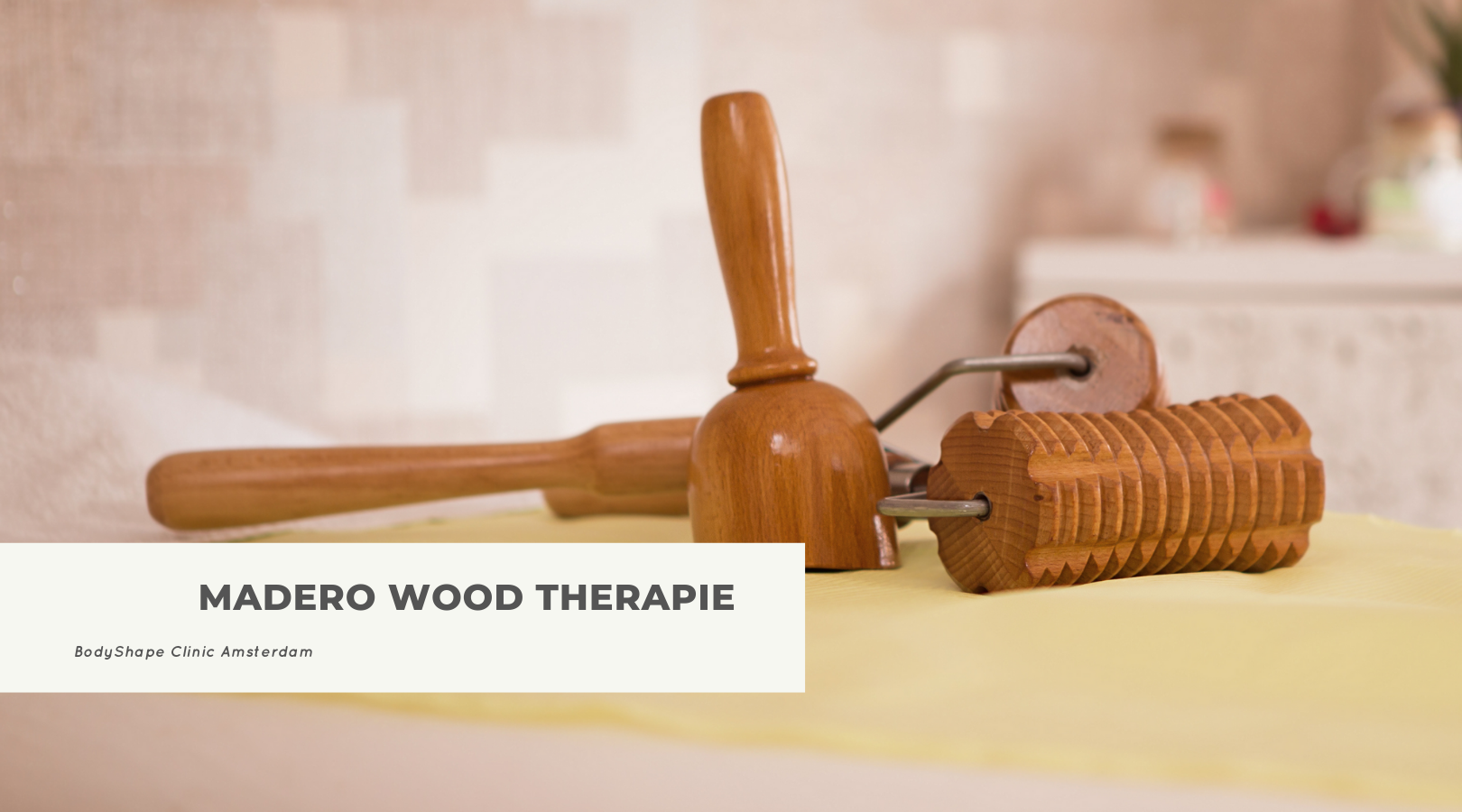 Madero Wood therapie