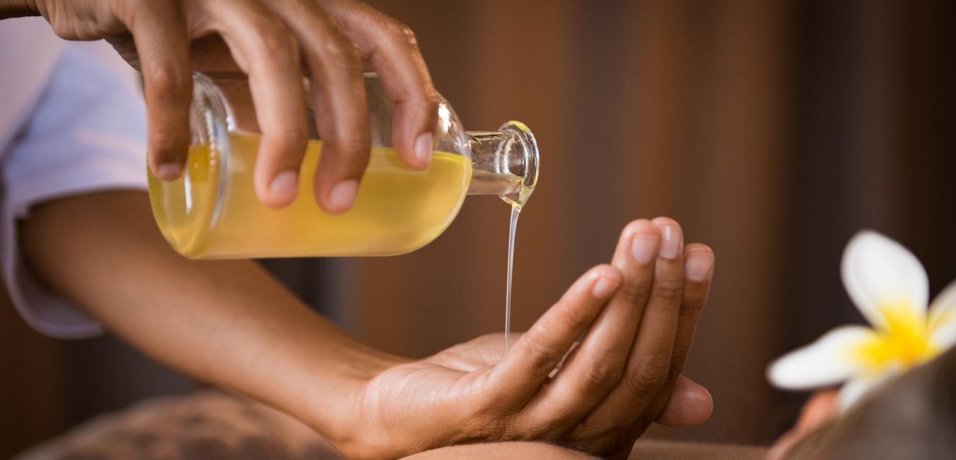 voorbereiding massage