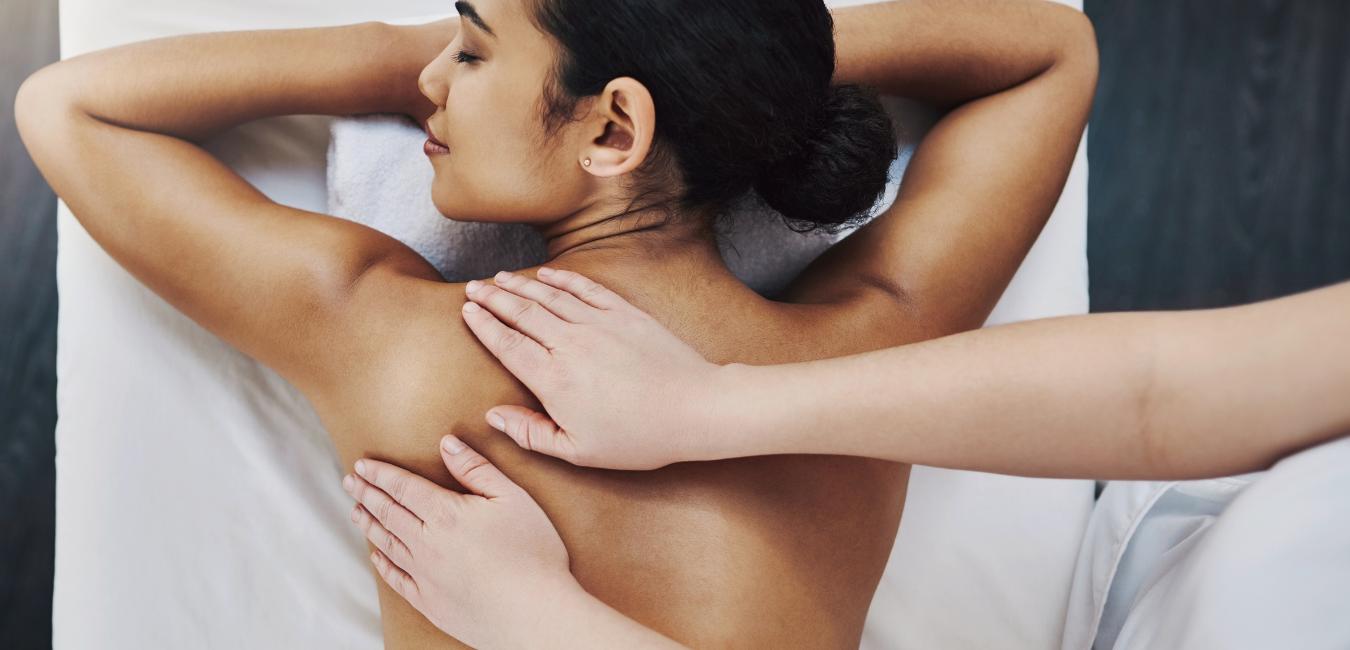 Gezondheidsvoordelen van een massage losse spieren